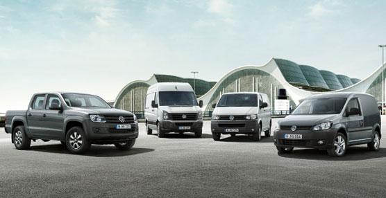 Volkswagen Vehículos Comerciales incrementa casi un 5% sus entregas durante el primer trimestre de 2015
