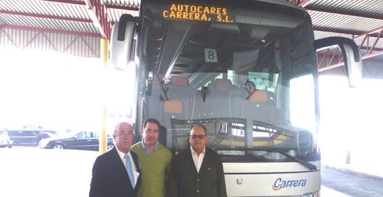 Empresa Carrera, S.A. adquiere dos Tourismo 16 RHD/2 y dos chasis Mercedes-Benz
