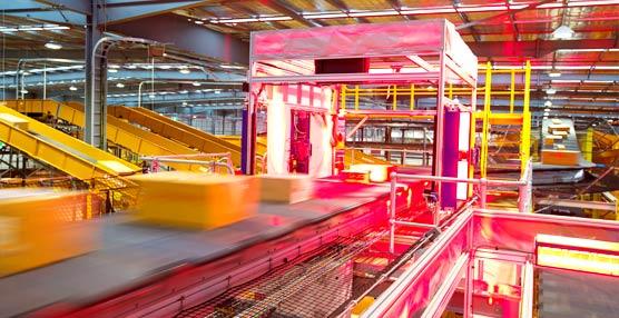 TNT pone en funcionamiento para su uso un nuevo hub en la metrópoli australiana de Sydney