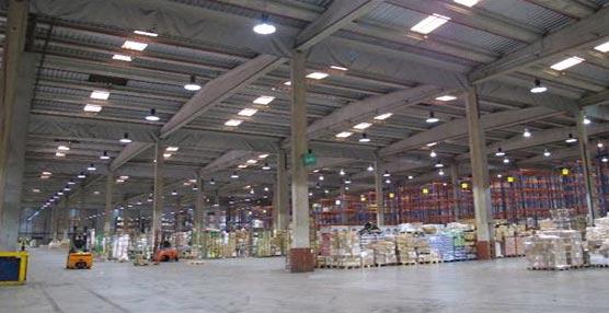La contratación industrial y logística en Madrid y Barcelona se situó en más de 386.000 m2 hasta abril