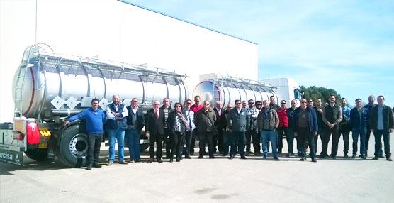 Parcisa y Grupo Fortrans firman un convenio de cooperación para ofrecer formación especializada a profesionales
