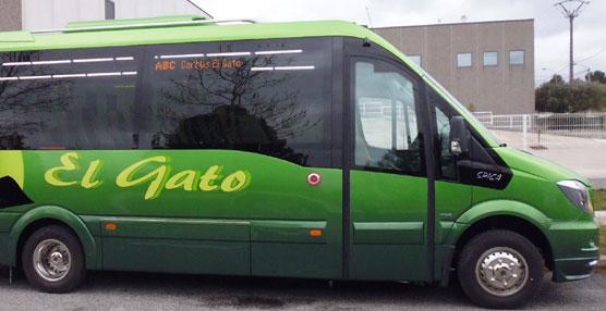 Autobuses el Gato S.L. amplía su flota con dos unidades Spica de Car-bus.net