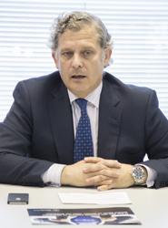 Eduardo García-Oliveros, presidente de Mercedes-Benz Retail.