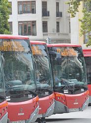 EMT Valencia tendrá 41 nuevos autobuses con una inversión total de 9,8 millones de euros