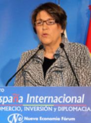 Europa aboga por un sistema único de billetes en el sector de transporte, señala Violeta Bluc