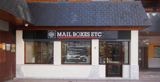 Inauguración de un centro Mail Boxes Etc. en Alcoy, la compañía ya cuenta con un total de 23 en la Comunidad Valenciana