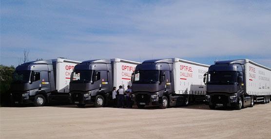 Renault Trucks estrecha aún más su cercanía con el cliente con la figura de los Expertos Optifuel