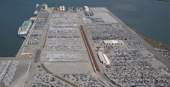 En 2014 seexportaron 1,7 millones de vehículos producidos en España por los puertos españoles