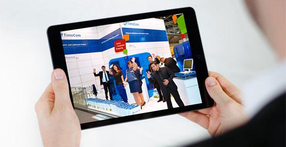 TimoCom mostrará en la Feria Transport Logistic 2015 soluciones rentables en el campo de tecnologías de la información