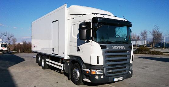 Lecitrailer hace entrega de su primer camión rígido frigorífico carrozado en tierras búlgaras