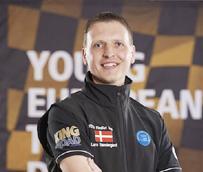 El danés Lars Søndergård gana la competición de Scania de conductor joven europeo de camiones