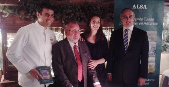 Alsa demuestra su compromiso con la promoción turística de Asturias patrocinando una guía gastronómica