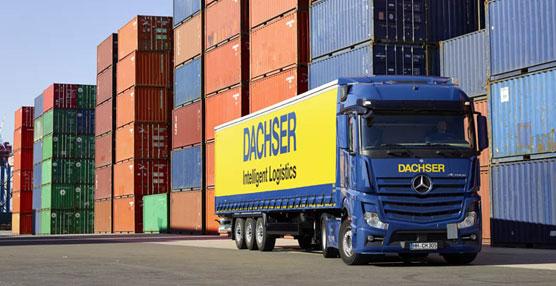 Dachser alcanza 669,1 millones de euros de cifra de negocio en la Península Ibérica durante 2014