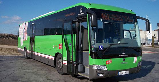Los autobuses interurbanos de la Comunidad de Madrid poseerán medidores de contaminación