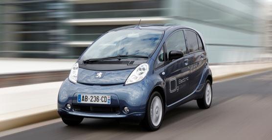 Peugeot incrementa la ayuda del Plan MOVELE 2015 para toda su oferta 100% eléctrica