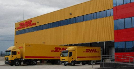 DHL amplía sus instalaciones en el aeropuerto de Foronda (Vitoria).