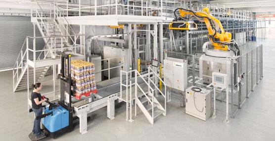 DEMATIC presenta nuevas soluciones intralogísticas con el fin de mejorar la visibilidad de la cadena de suministro