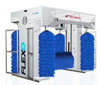Istobal presenta en Italia el primer puente de lavado flexible que incrementa la capacidad y la productividad