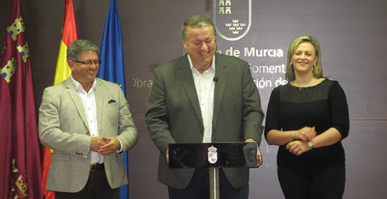 El transporte a demanda se estrenará entre Torre Pacheco y Los Alcázares y el Hospital de Los Arcos