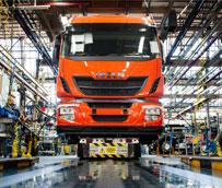 La planta de CNH Industrial en Madrid aumenta su producción diaria para atender el incremento de la demanda