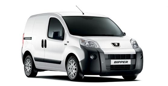 Peugeot Bipper, el furgón compacto, por 89 euros/mes a través de Banque PSA