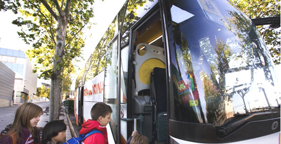 La patronal de transporte escolar de Extremadura denuncia irregularidades en las rutas