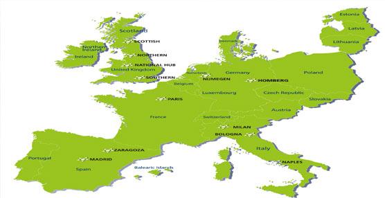 La Red Europea de Palletways se amplia a 18 países con la incorporación de Polonia y los países bálticos