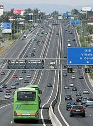 El precio del billete de autobús interurbano bajará este año alrededor del 0,15%.