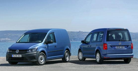 Volkswagen Vehículos Comerciales lanza la cuarta generación del Caddy con importantes novedades
