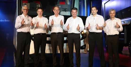 Nueva planta de autobuses de Daimler en la India, el mercado de vehículos comerciales ya está consolidado