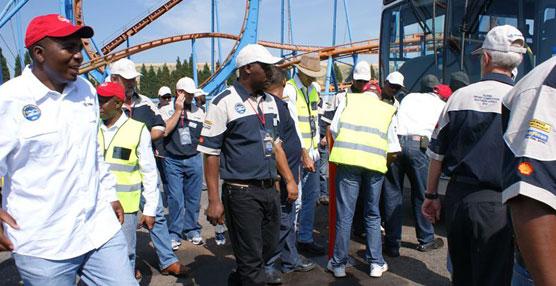 Scania Sudáfrica es reconocido por su trabajo de prevención del VIH en sus trabajadores