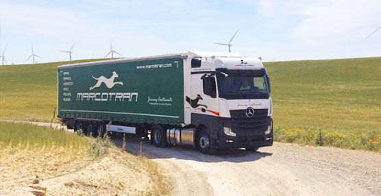 Goodyear y Marcotran llegan a un convenio para el abastecimiento de neumáticos nuevos y recauchutados