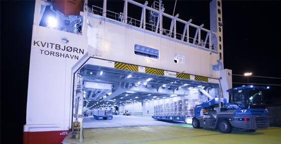 Se inicia el servicio RoRo, de la compañía Nor Lines, desde la terminal de Cuxport hasta Noruega