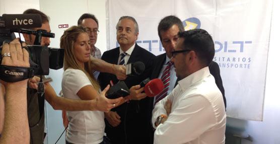 Constituida la Asociación de Transitarios de Ateia-Oltra de Ceuta con José Oscar Pascual como presidente