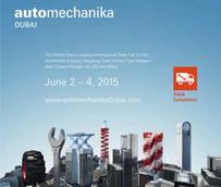 El grupo Jost acude con numerosas novedades a la feria Automechanika Dubai 2015