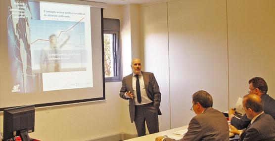 ID Logistics presentó su modelo de eficiencia logística con una ponencia en el Instituto Logístico Tajamar de Madrid