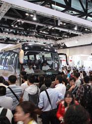 Balance positivo de la pasada edición de Busworld Expo llevada a cabo en Beijing (China)