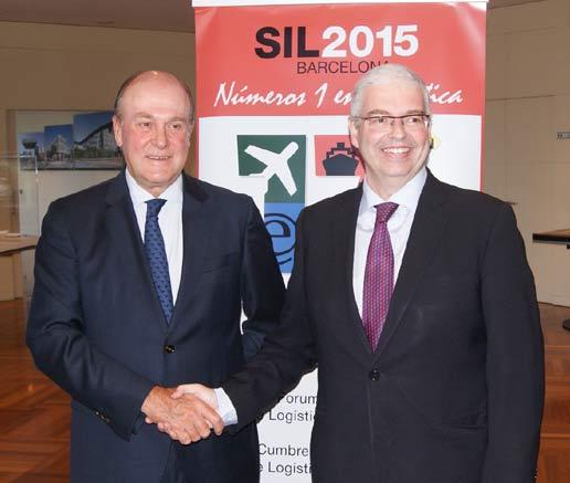 Lacalle: 'El SIL crece con la recuperación económica. Lo notamos el año pasado y en este se consolida'