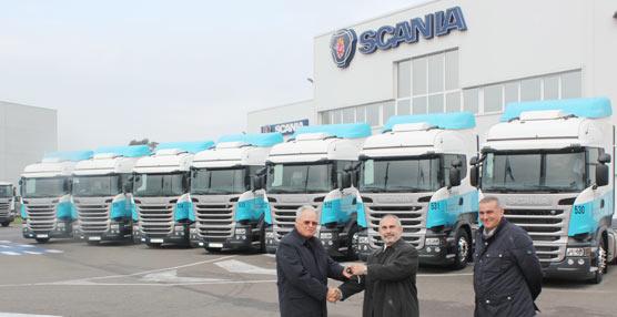 Tojeiro Transportes no duda en volver a depositar su confianza en el fabricante sueco Scania