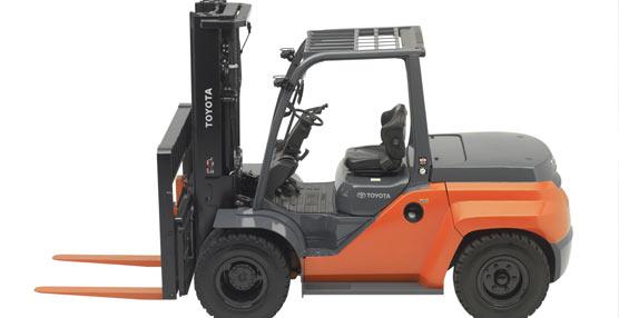 Toyota expondrá su nuevo modelo de montacargas ecológico: Serie 8 en Logistics & Supply Chain Expo 2015