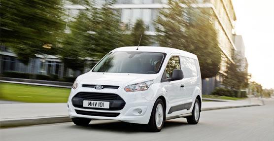 Con la Transit Connect, Ford brinda eficiencia de consumo junto con tecnología de primera categoría