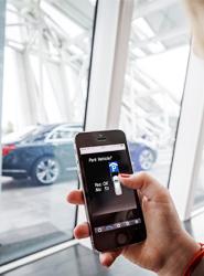 Bosch y Daimler automatizan el aparcamiento con la creación del proyecto piloto de 'valet parking'