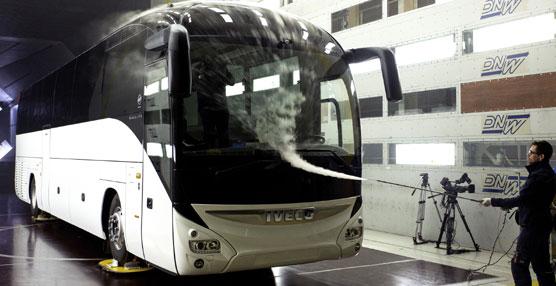 El Iveco Bus Magelys incorpora nuevas mejoras para una reducción adicional del consumo de combustible.