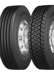 La nueva familia de neumáticos Runner de Semperit hacen más sencillo el transporte de mercancías y pasajeros