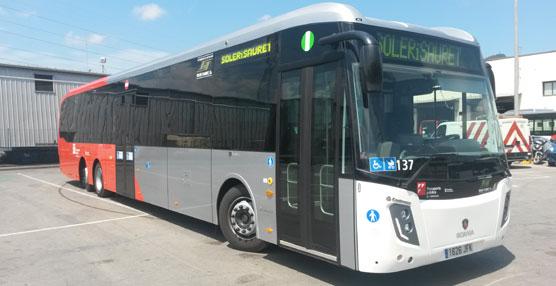 Soler i Sauret incorpora a su flota un Scania K 320 para la ruta entre St. Andreu de la Barca-Pallejà y Barcelona
