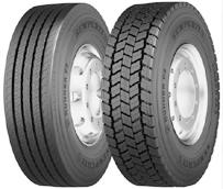 La nueva familia de neumáticos Runner de Semperit hace más sencillo el transporte de mercancías y pasajeros