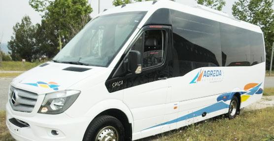 Car-bus.net realiza la entrega de una unidad Spica a Agreda Automóvil SA