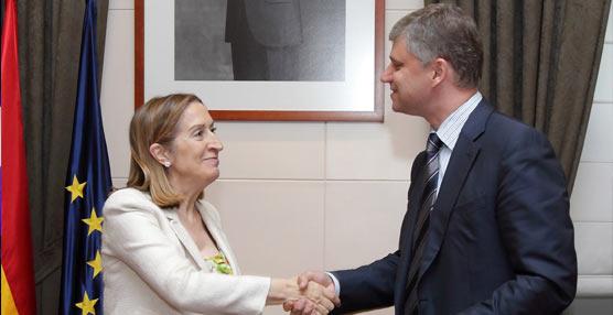 España y Rusia firman un acuerdo sobre cooperación en materia de transporte e infraestructuras