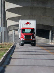 Camión de Ceva Logistics.
