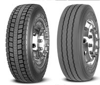 Goodyear Dunlop amplía su gama de recauchutados NextTread con los nuevos diseños RHD II & RHT II